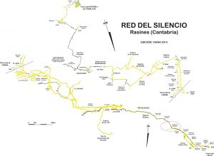 red del rio del silencio